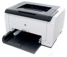 Лазерный принтер HP Color LaserJet CP1025