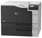 Лазерный принтер HP Color LaserJet Ent M750n