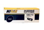 Картридж Hi-Black (HB-№712) для Canon LBP-3010/3100, 2K