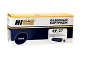 Картридж Hi-Black (HB-EP-27) для Canon MF-3110/3228/3240/LBP-3200, Bk, 2,5K