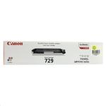 Картридж Canon Cartridge 729 (4367B002AA) для Canon LBP 7010/7018 i-Sensys, Y, 1K
