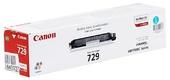 Картридж Canon Cartridge 729 (4369B002) для Canon LBP 7010/7018 i-Sensys, C, 1K
