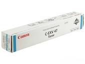 Картридж Canon C-EXV47 (8517B002AA) для Canon ImageRunner Advance C250I/C350I/C351IF, С, 21,5K