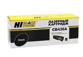 Картридж Hi-Black (HB-CB436A) для HP LJ P1505/M1120/M1522, 2K
