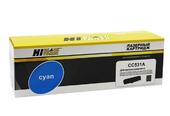 Картридж Hi-Black (HB-CC531A/№ 718) для HP CLJ CP2025/CM2320/Canon LBP7200, C, 2,8K