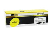 Картридж Hi-Black (HB-CC532A/№ 718) для HP CLJ CP2025/CM2320/Canon LBP7200, Y, 2,8K