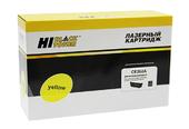 Картридж Hi-Black (HB-CE262A) для HP CLJ CP4025/4525, Восстановленный, Y, 11K