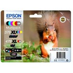 Картридж Epson C13T379D4020, 478XL для Epson Expression Photo HD XP-15000/XP-8500, Multipack, 60.5ml