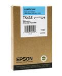 Картридж Epson C13T543500, T5435 для Epson Stylus PRO 7600/9600, Light C, 3.8K