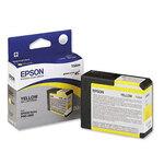 Картридж Epson C13T580400 (T5804) для Epson STYLUS PRO 3800/3880, Y, 80ml