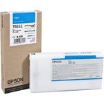 Картридж струйный Epson C13T653200 для Epson Stylus PRO 4900, C, 200ml