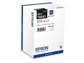 Картридж Epson C13T865140 (T8651) для Epson WorkForce Pro WF-M5190DW/M5690DWF, BK, 10K