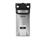 Чернила Epson C13T965140 (T9651) для Epson WorkForce Pro WF-M5299DW/M5799DWF, BK, 10K