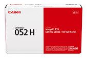 Картридж Canon Cartridge 052 H (2200C002) для Canon LBP 212/214/215, MF 421/426/428/429, 9,2K