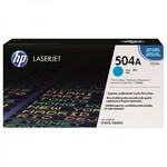 Картридж HP CE251A для HP Color LaserJet CM3530/fs/CP3525dn/n/x, C, 7K