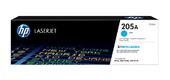 Картридж HP CF531A для HP Color LaserJet M180n/M181fw, C, 0,9K