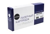 Тонер-картридж NetProduct (N-CLT-C406S) для Samsung CLP-360/365/368/CLX-3300/3305, C, 1K
