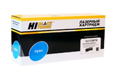 Тонер-картридж Hi-Black (HB-CLT-C407S) для Samsung CLP-320/320n/325/CLX-3185, C, 1K