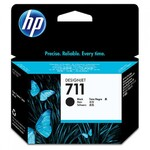 Картридж HP 711 для HP Designjet T120/T520, BK, 38ml
