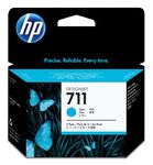 Картридж HP 711 для HP Designjet T120/T520, C, 29ml