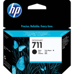Картридж HP 711 для HP Designjet T120/T520, BK, 80ml
