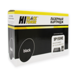 Картридж Hi-Black (HB-SP150HE) для Ricoh Aficio SP 150/SU/W/SUW, 1,5K