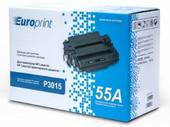 Картридж для принтеров HP LaserJet P3015 Europrint EPC-255A