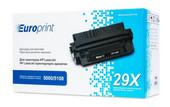 Картридж для принтеров HP LaserJet 5000/5100 Europrint EPC-4129X