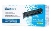 Картридж для принтеров HP Color LaserJet CM2320/CP2025 Europrint EPC-532A