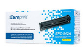 Картридж Europrint EPC-542A для принтеров HP Color LaserJet CM1300/1312/CP1210, Y, 1.4K