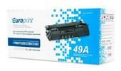 Картридж для принтеров HP LaserJet 1160/1320/3390/3392 Europrint EPC-5949A