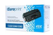 Картридж для принтеров HP LaserJet 1320/3390/3392 Europrint EPC-5949X