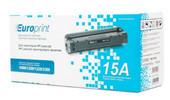 Картридж Europrint EPC-7115A для принтеров HP LaserJet 1000/1200/1220/3380, BK, 2.5K