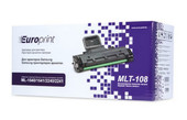 Картридж для принтеров Samsung ML-1640/1641/2240 Europrint EPC-MLT108