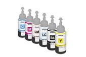 Чернила для фотопечати Epson L805 70 мл (6 цветов) оригинальные