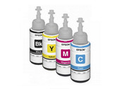 Чернила для фотопечати Epson L120 70 мл (4 цвета) оригинальные
