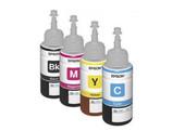 Чернила для фотопечати Epson L210 70 мл (4 цвета) оригинальные