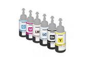 Чернила для фотопечати Epson L810 70 мл (6 цветов) оригинальные