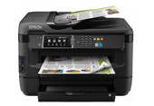 МФУ Epson WorkForce-7620DTWF с СНПЧ