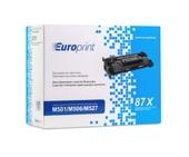 Картридж Europrint EPC-287X для HP LaserJet Enterprise M501, M506, M527, 18K