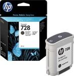 Картридж HP F9J64A для HP DesignJet T730, T830 MFP, Matte BK, 69ml