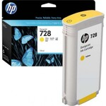 Картридж HP F9J65A для HP DesignJet T730, T830 MFP, Y, 130ml