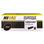 Тонер-картридж Hi-Black (HB-106R03887) для XeroxVersaLink C500/C505, BK, 12,1K