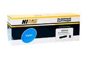 Тонер-картридж Hi-Black (HB-CE311A) для HP CLJ CP1025/1025nw/Pro M175, № 126A, C, 1K