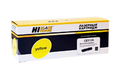 Тонер-картридж Hi-Black (HB-CE312A) для HP CLJ CP1025/1025nw/Pro M175, № 126A, Y, 1K