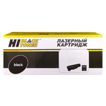Тонер-картридж Hi-Black (HB-W2070A) для HP Color Laser 150a/150nw/178nw/179fnw, №117A, Bk, 1K