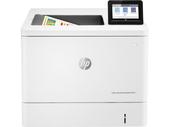 Цветной принтер HP Color LaserJet Enterprise M555dn