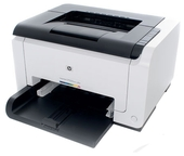 Лазерный принтер HP Color LaserJet CP1025