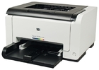 Лазерный принтер HP Color LaserJet CP1025nw
