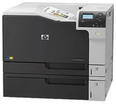 Лазерный принтер HP Color LaserJet Ent M750dn